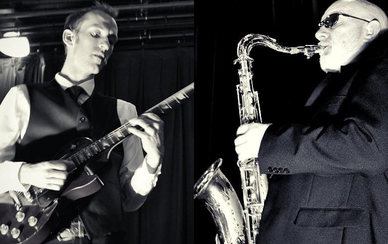 Jazz Duo North West | Easy Street Jazz Duo North West, Cheshire UK | Atrium Entertainment Agency