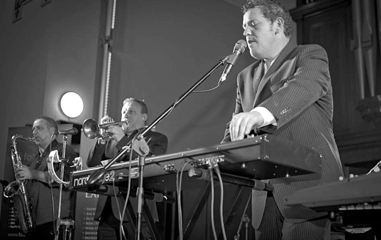 Soul Band for hire | 247 Soul Band Cumbria | Bands for weddings Lancaster