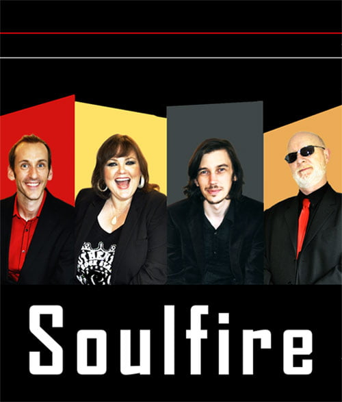 Soul Band North West | Soul Band North West Soulfire | Soul Band Cheshire