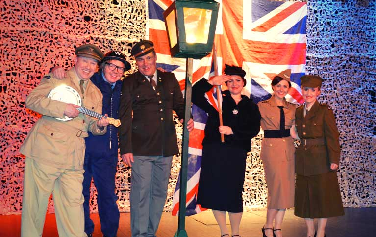 Vera Lynn Tribute | Vera Lynn Tribute Band | Vera Lynn Tribute Act