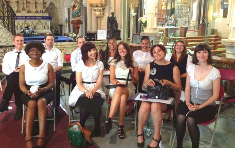 Wedding Singers North West | Wedding Choir | Gospel Choir Weddings at Atrium Entertainment Agency