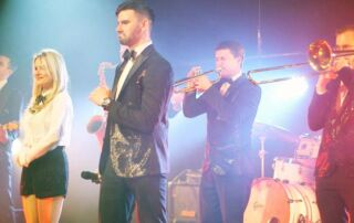 Wedding Band Berkshire   Bands for Weddings Berkshire   The Score Wedding Band UK for hire from Atrium Entertainment Agency