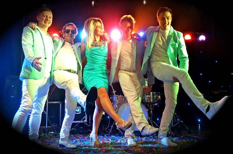 Wedding Band Bristol | Bristol Wedding Band Sophisticated Party Band | Bristol Wedding Bands