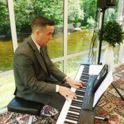 Pianist Liverpool James | Pianist Liverpool Merseyside | Wedding Pianist Liverpool