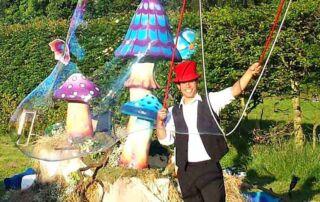 Bubble Show | Bubble Show for Kids | Bubble magician kids show