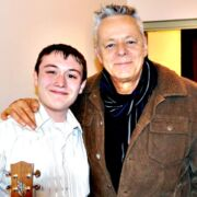 Tommy Emmanuel | Tommy Emmanuel with Guitarist Darren | Darren is a Guitarist based Somerset, South West England UK | Fingerpicking guitarist