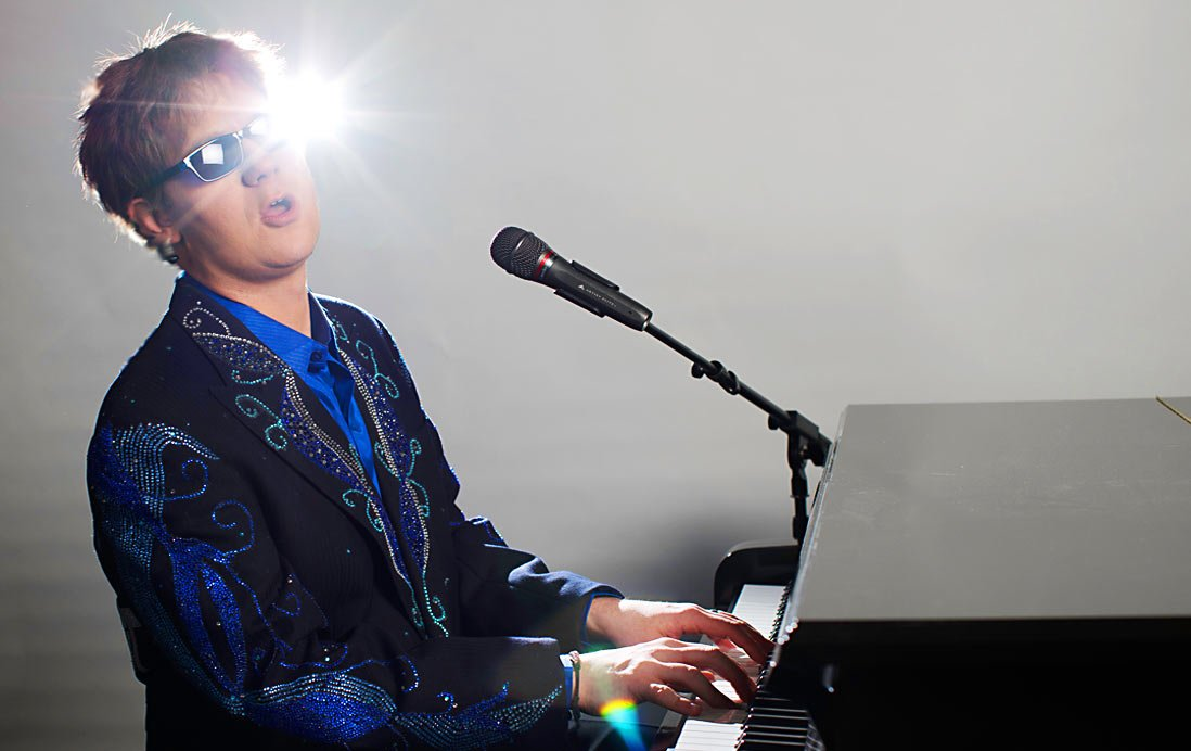 Elton John Tribute | Elton John Tribute Act available for hire from Atrium Entertainment Agency
