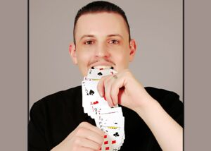 The Magic Man Magician based Newcastle | Magic Man Magician from Newcastle