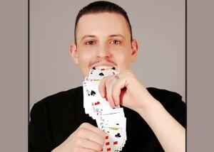 The Magic Man Magician based Newcastle | Magic Man Magician from Newcastle