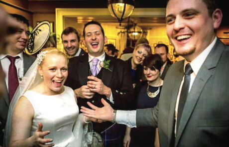 Magician Newcastle | Hire The Magic Man Magician Newcastle today for your Wedding, Party or Event