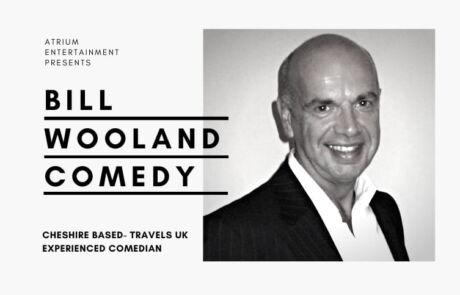 Bill Woolland Comedian   Comedian Bill Woolland