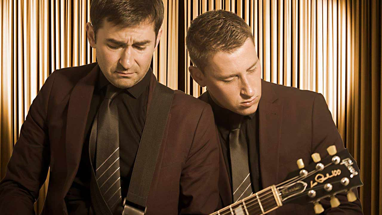 North West Guitar Vocals Duo FUSION