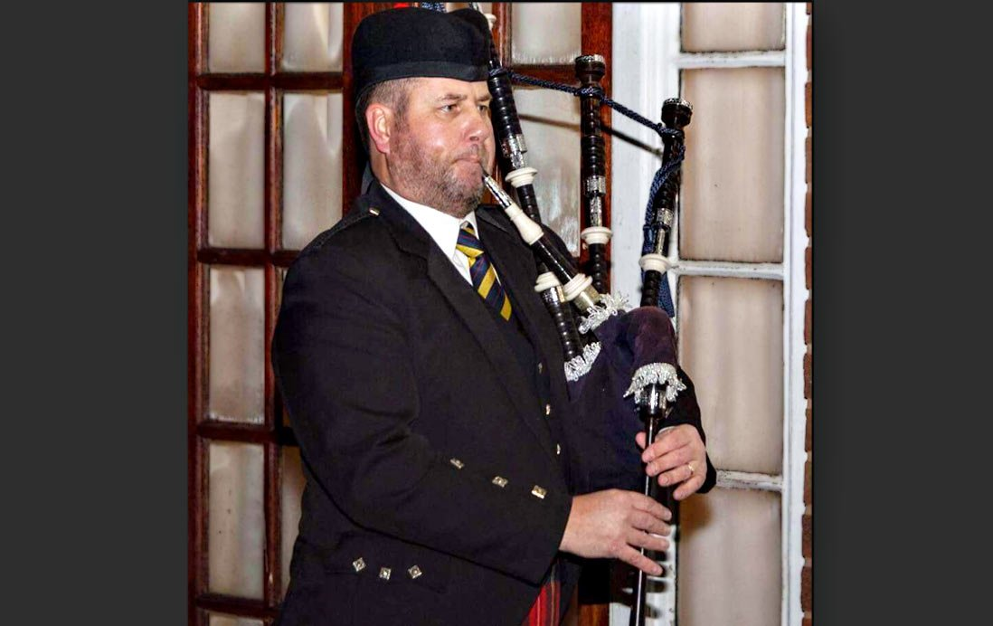 Bagpiper North West England | Bagpiper Stoke | Bagpiper Atrium Entertainment Agency