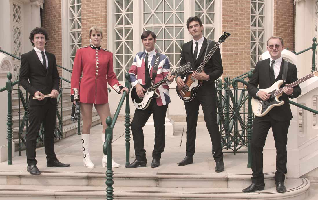 Hire a Band Wiltshire   The Zoots   Wedding band Wiltshire for hire   Hire a party band Wiltshire