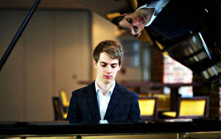 James Breckon Pianist   Pianist James Breckon   Hire North West Pianist