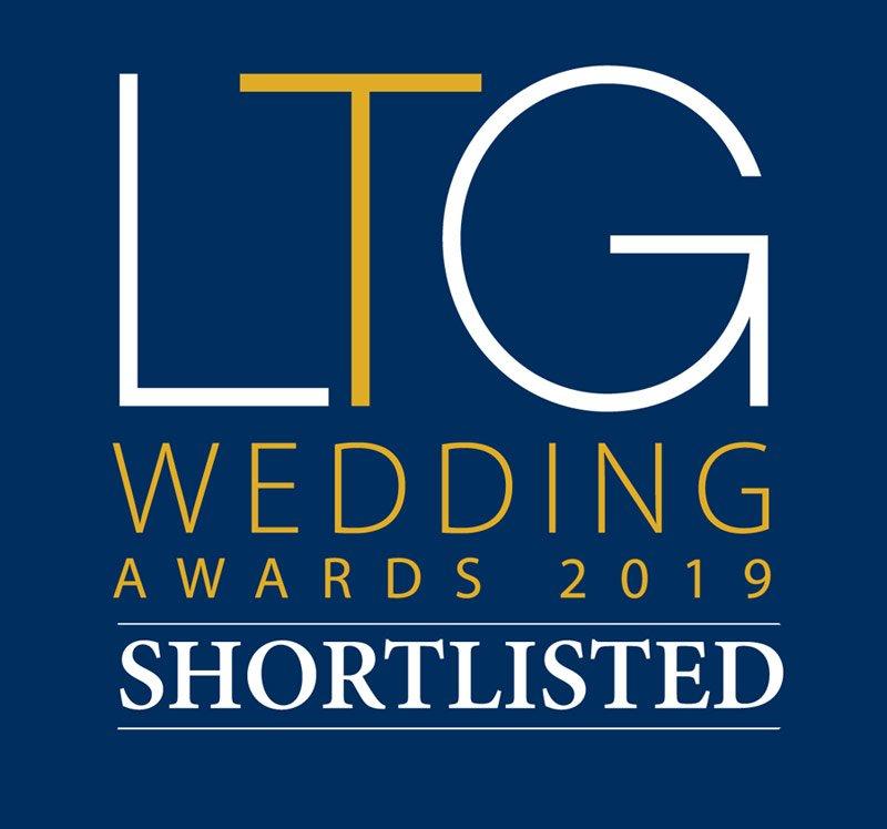 LTG Wedding Awards | Atrium Entertainment Agency Shortlisted