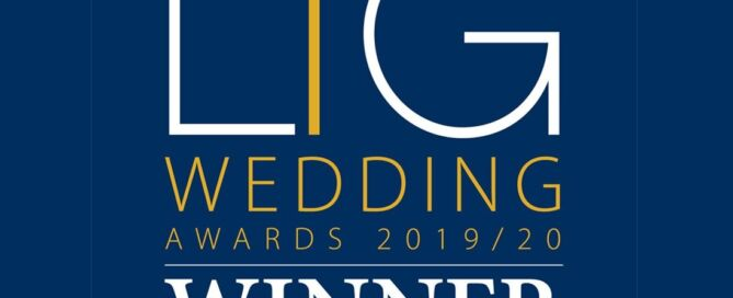 LTG Wedding Awards Winner 2019/2020 Atrium Entertainment Agency