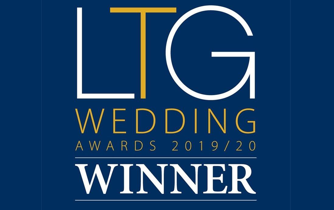 LTG Wedding Awards Winner 2019/2020 Atrium Entertainment Agency