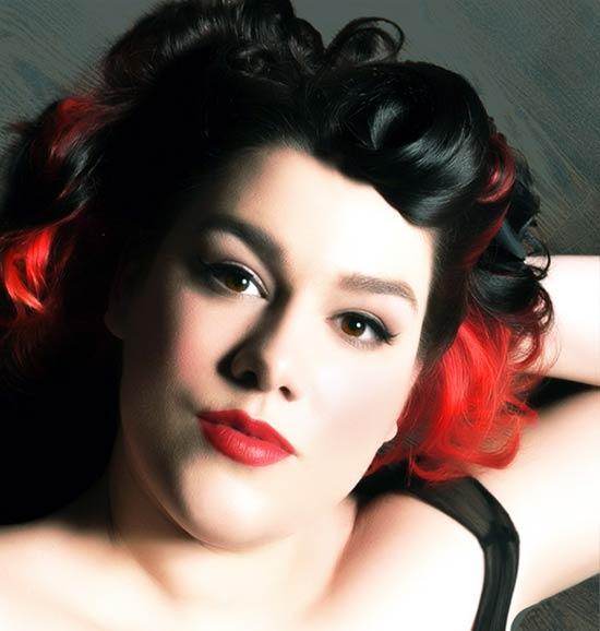Solo Vocalist Warrington | Solo Singer Cheshire Lula Belle | Wedding Singer Cheshire for hire from Atrium Entertainment Cheshire UK